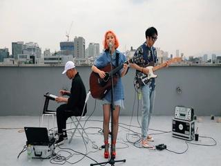 소녀시대 (Rooftop Live)
