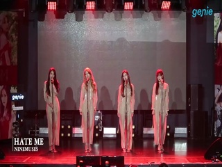 ['MUSES DIARY PART.2 : IDENTITY' 발매 기념 쇼케이스] 'Hate Me' LIVE 영상