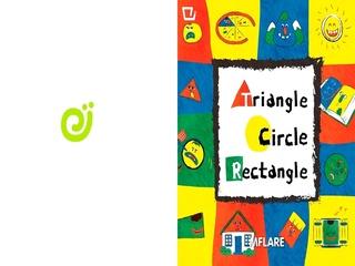 (아이윙) Triangle, Circle, Rectangle