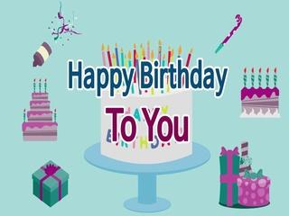Happy Birthday To You (생일축하노래)