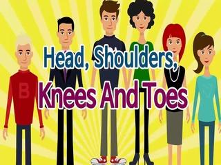Head, Shoulders, Knees And Toes (머리 어깨 무릎 발)