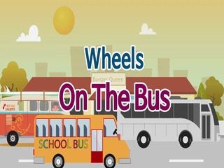 Wheels On The Bus (버스바퀴)