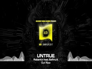 Untrue (Radio Edit) (Feat. Safira. K)