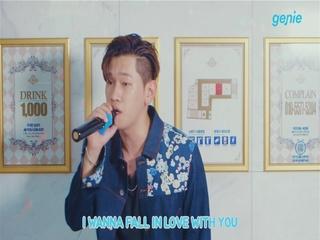 [지니뮤직 챌린지] CRUSH (크러쉬) - 우아해 (woo ah) (노래방 LIVE)