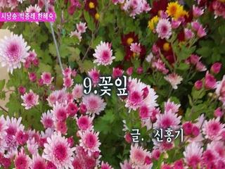 꽃잎 (시낭송 박종래 & 한혜숙)