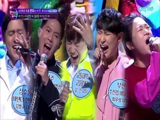 [판타스틱 듀오2 29회] '소찬휘'의 'Tears' 1대 5 대결 무대