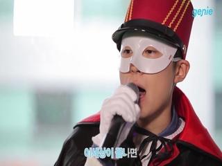 [지니뮤직 챌린지] 교통대 음악대장 - 유리의 성 (비하인드) (노래방 LIVE)