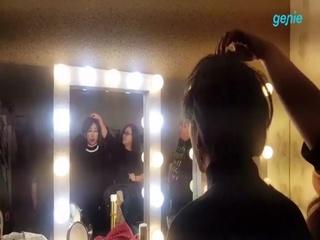 배인혁 - [나의 밤으로 와요 (Shall We Blues?)] 자켓 촬영 비하인드 4