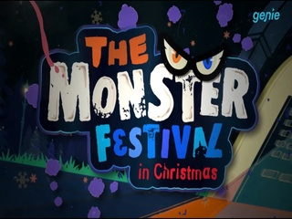 [THE MONSTER FESTIVAL in Christmas] 홍보 영상