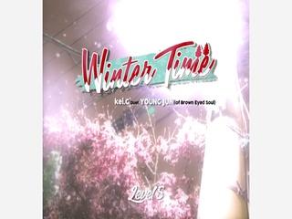 Winter Time (Duet. 영준 of Brown Eyed Soul) (Teaser)