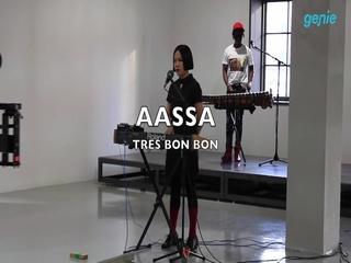 AASSA - [TRES BONBON] M/V 비하인드 영상