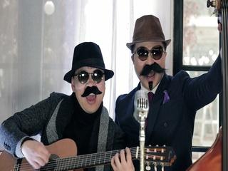 Mustache Blues