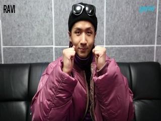 라비 (Ravi) - [RAVI 2nd MIXTAPE 'NIRVANA'] 인사 영상