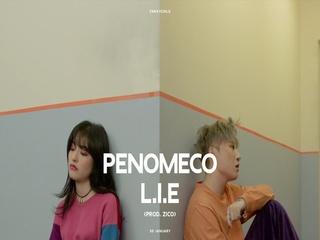 L.I.E (Prod. by ZICO) (Teaser 2)
