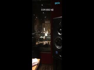 신기남 - [선유도] '송희란' 녹음실 영상