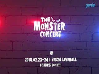 [THE MONSTER CONCERT] 홍보 영상