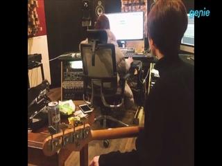 뷰티핸섬 (BeautyHandsome) - [어디예요 그대] 녹음실 메이킹 Part.1