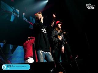 [2017 RESFFECT] '티키타카 (Feat. Deepflow & 우탄 & 넉살 & ODEE)' LIVE 영상