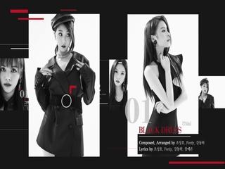 7th Mini Album 'BLACK DRESS' (Audio Snippet)