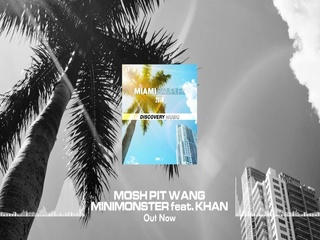 Mosh Pit Wang (Original Mix) (Feat. Khan)