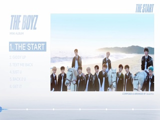 THE BOYZ MINI ALBUM 'THE START' HIGHLIGHT MEDLEY