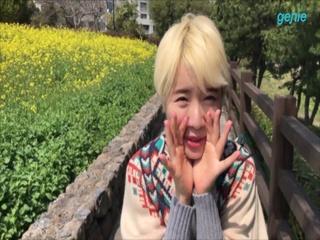 박기영 - [I love you too] 인사 영상