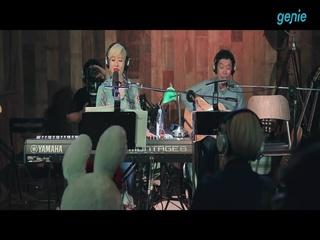 박기영 - [I love you too] '안아줘 안아줘' 스튜디오 LIVE