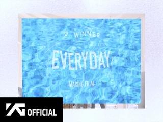 EVERYDAY (M/V MAKING FILM)