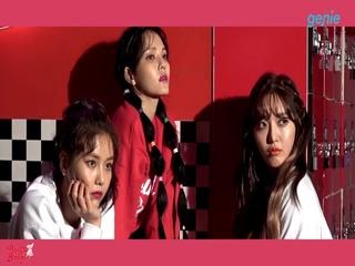 AOA - [BINGLE BANGLE] 자켓 촬영 비하인드