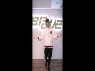 사무엘 - [TEENAGER] 타이틀곡 포인트 안무 영상