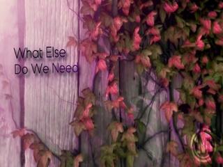 What Else (Ale Mora Remix) (Feat. Caro) (Teaser)