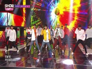 [쇼챔피언 273회] 'NTB (엔티비) - DRAMATIC' (방송 Clip)