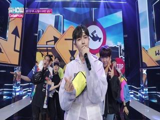 [쇼챔피언 273회] 'Wanna One (워너원)-트리플포지션 - 캥거루 (Kangaroo) (Prod. ZICO)' (방송 Clip)