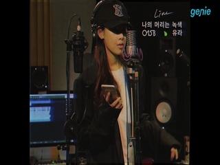 015B & 유라 (youra) - [New Edition 03] '나의 머리는 녹색 - 유라 (youra)' LIVE