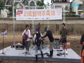 옥상달빛 - [직업병] '검은사슴' 밴드 연주 촬영씬