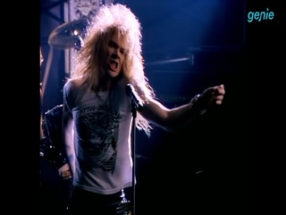 Guns N' Roses - [Welcome To The Jungle] M/V Clip-B