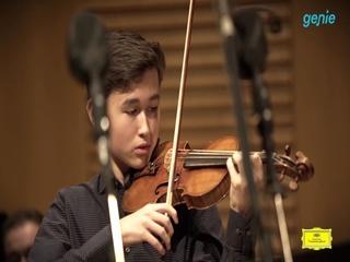 [J.S. Bach : Violin Concertos Nos. 1 & 2; Partita] Album TEASER