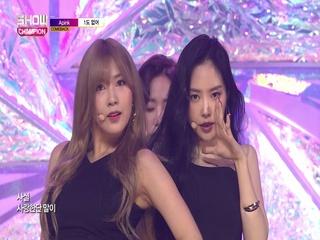 [쇼챔피언 276회] 'Apink (에이핑크) - 1도 없어' (방송 Clip)