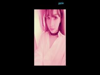 박다예 - [거짓말] LIVE 클립 현장 셀카 영상