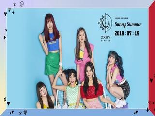 Summer Mini Album 'Sunny Summer' (Highlight Medley)