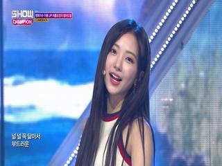[쇼챔피언 277회] '엘리스 (ELRIS) - Summer Dream' (방송 Clip)