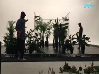 주진우 - [EVER] M/V 세트 메이킹 영상