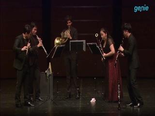 바이츠 퀸텟 - [비제 목관 오중주를 위한 카르멘 모음곡] 'Les Toreador 투우사' 공연 영상