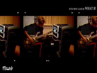 6TH MINI ALBUM 'WHAT IF' (Highlight Medley in RECORDING STUDIO)