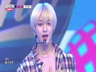 [쇼챔피언 278회] '골든차일드 - LET ME' (방송 Clip)