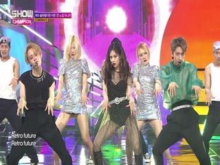[쇼챔피언 278회] '트리플 H (현아 & 펜타곤 (후이 & 이던)) - RETRO FUTURE' (방송 Clip)