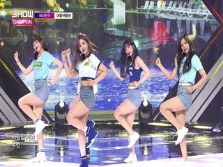 [쇼챔피언 278회] '여자친구 (GFRIEND) - 여름여름해 (Sunny Summer)' (방송 Clip)