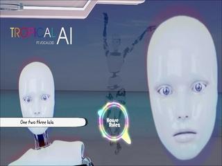 Tropical AI (Feat. Vocaloid)