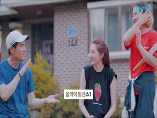 옥상달빛 - [발란스] 줄타기 명인 '권원태' 인터뷰 영상