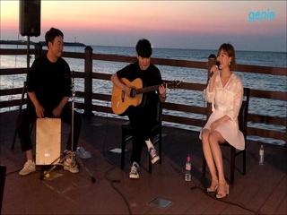 ROO (루) - [여름달 (Light me up)] '딱좋은' Acoustic LIVE 공연